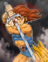 Lion-O 3D by lordmesa