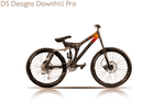 Pro Downhil bike by DS-Designers