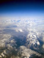 In the Sky Again Stock 2 by SimplyBackgrounds
