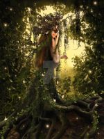Be Seduced By Magic Tree by babsartcreations