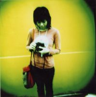 holga girl by perdhanaperdhana