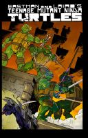 TMNT colors by savy lim 10292015 by SlimJive