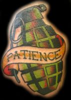 Patience by ChadGrimm