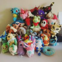 PLUSHIES by pupom