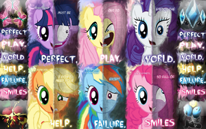 Lol, this is a wallpaper. by andy4131997