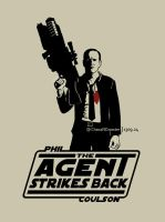 The Agent Strikes Back by ChaosNDisaster