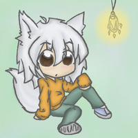 Kitty Ryou Coloured by YaoiYuriTwins