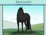 6857 CX Brisgard by Cosmoquine