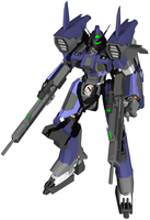 Mobile Suit UNAF A-10 by ProjectZephyr