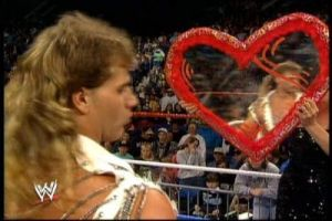 Shawn Michaels -HBK- in heart by batuffolo