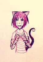 Cheshire Cat by LunaticNate