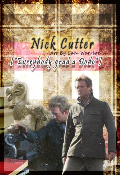 Nick Cutter by TheCaptainsGirl