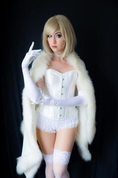 Frost. Emma Frost. by NovemberCosplay