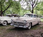 1953 Chrysler Windsor 4 Door Sedan by Kitteh-Pawz