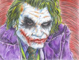 The Joker by ThatJuanArtist