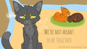 Not Meant To Be Together by SpottedpeIt
