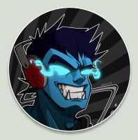 Evil Gamer Logo by Nerkin