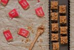 Biscoff Blondies by munchinees