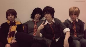 HP-The Marauders by TSCosplay