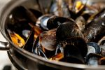 Mussels for dinner! by Shroker