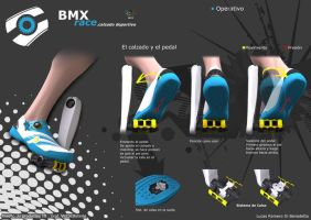 BMX Shoes (use) by lucasromerodb
