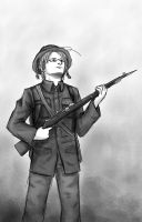 APH - Matthew Williams - WWI by Brainiac6Techgirl