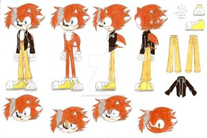 Scott Amalgam's reference by MrSoniccloud