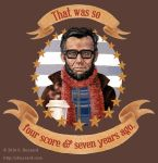 Hipster Lincoln by SBuzzard