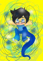 God Tier- John Egbert by LadyFocci