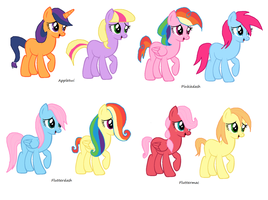 Mlp Shipping Adoptables (PLEASE STOP FAVING THIS) by vega37