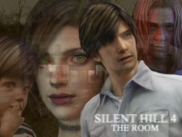Silent hill 4 by ARILOGAN