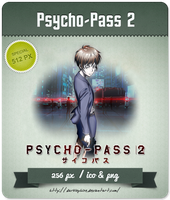 Psycho-Pass 2 - Anime Icon by Darklephise