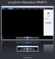 Longhorn Reloaded WMP11 by fediaFedia