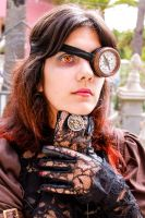 Steampunk dreaming. by Daenel
