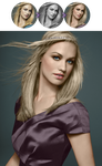 Yvonne Strahovski Colorization by deliquescedesign