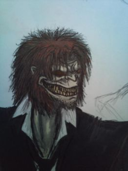 Mr. Hyde consept by Monstermadness18
