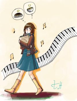 Nodame cantabile by Twinhouses