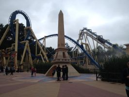 Oziris - Parc Asterix France by Phi1997