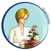 Prince and His Plant: Tezuka by jedielf