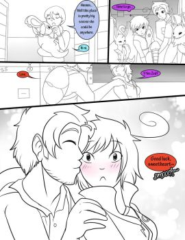 R1: P13 Let the games begin! by KitsuGuardian