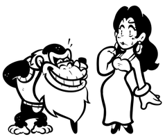 Cranky still got it? by JamesmanTheRegenold