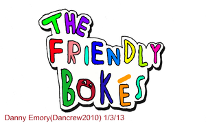 The Friendly Bokes Logo by Dancrew2010