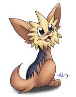 Lillipup my style by Cattensu