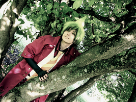 Amaimon (Ao no Exorcist) by mourucos