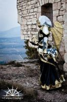 SBenedron_ come shadows by CalipsoCosplay