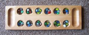 Mancala Board 06 by PCU-Stockage