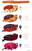 Generation 2 Flowercreeper Auction by AriiKnave
