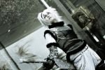 Nier In The Snow by Inushio