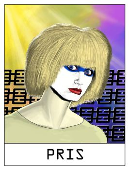 AlphaBots Week XVI: P is for Pris by SamWolk