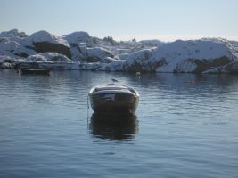 Winter at the coast og Norway by MissVian95